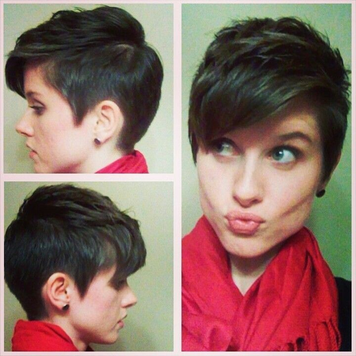 Pixie Hairstyles for Winter