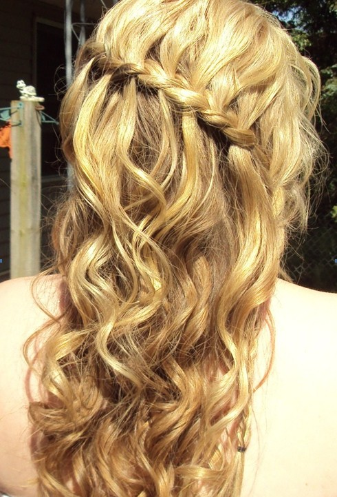 Prom Hairstyles Trends