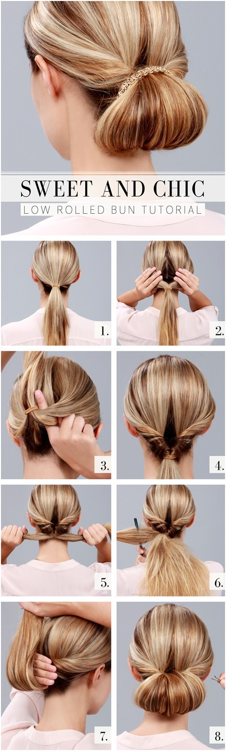 Brilliant 10 Ways To Make Cute Everyday Hairstyles Long Hair Tutorials Short Hairstyles Gunalazisus