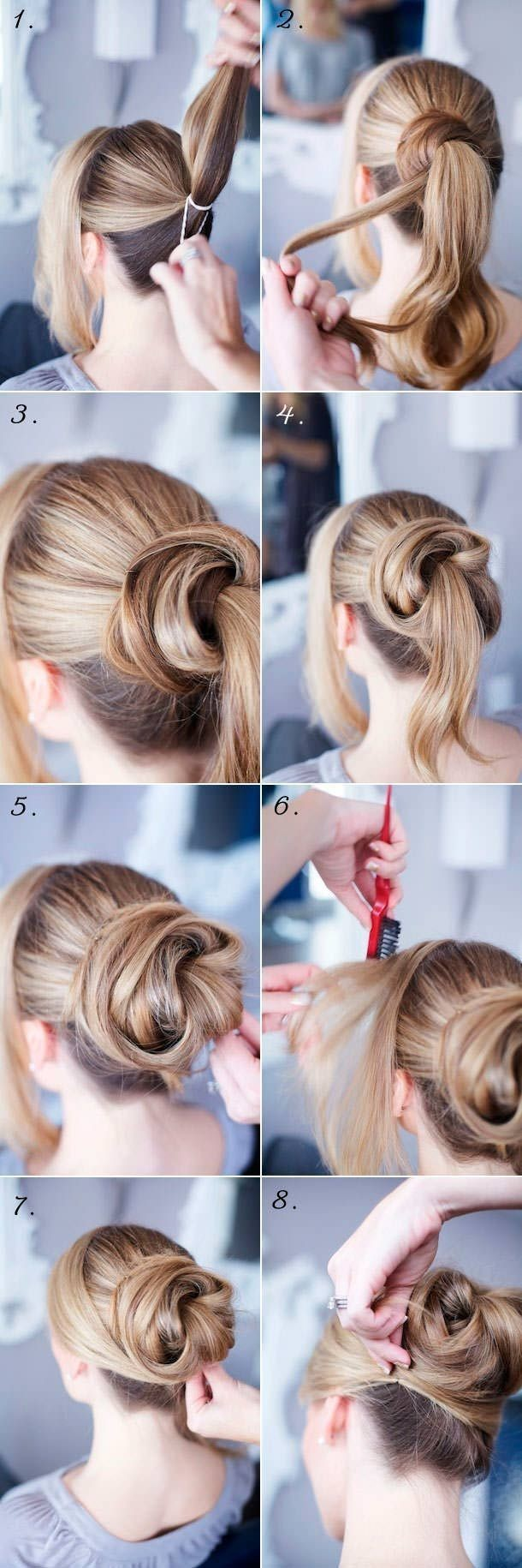 Hairstyles to Rock this Season: Cute Updo Tutorials for Long Hair