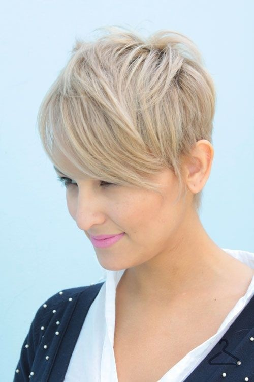 Short Haircuts for Summer