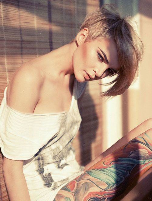 Best Short Haircuts for Summer