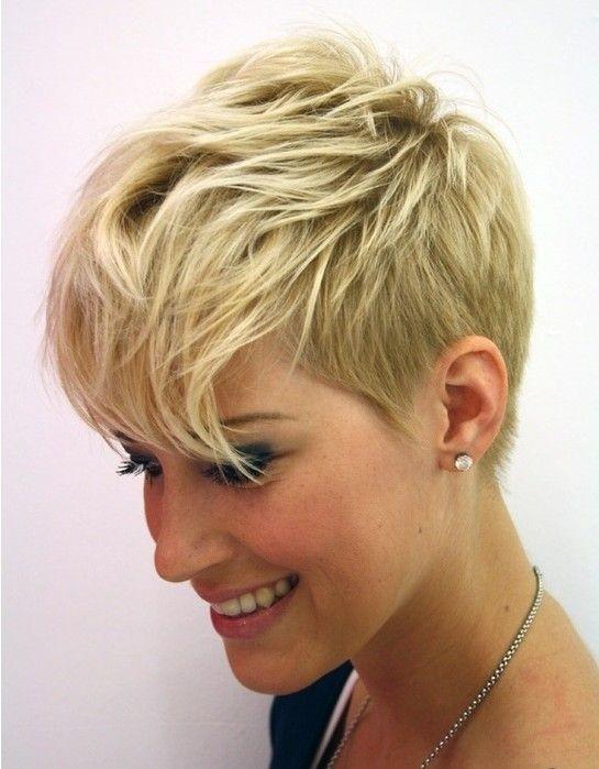 Chic Messy Pixie Haircut