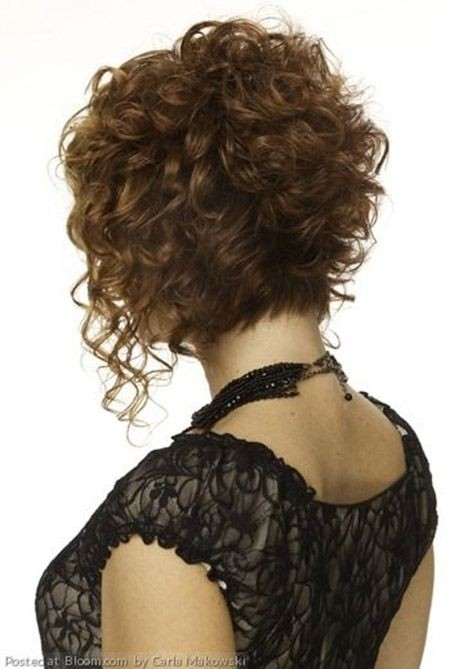 Daisy Curly Hairstyles for Short Hair