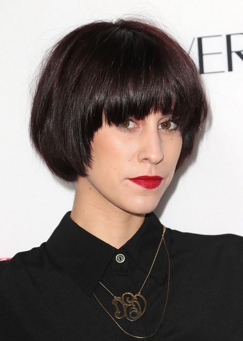 Fall Hairstyles: Cute Short Haircuts for Women