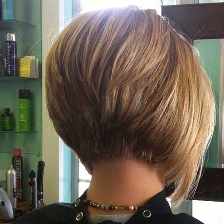 Astounding Haircut Short Bob Back View Best Hairstyles 2017 Hairstyle Inspiration Daily Dogsangcom