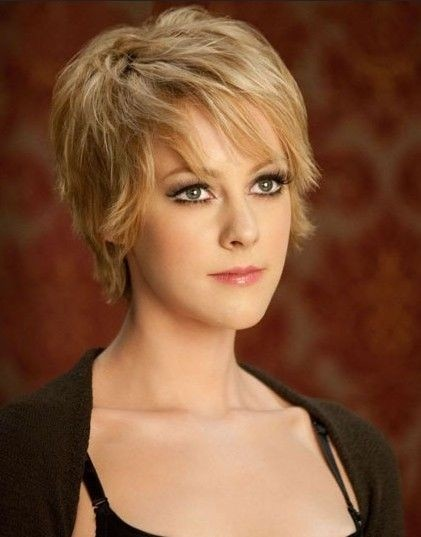 Superb Fine Wavy Hair Oval Face Images Of Very Short Hairstyles Best Short Hairstyles For Black Women Fulllsitofus