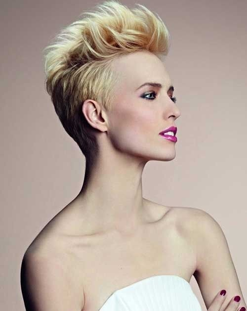 Short Stylish Pixie Cuts
