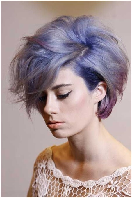 Short Summer Hairstyles for Thick Hair