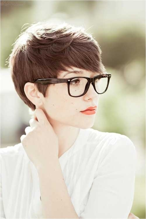 Simple Pixie Hairstyles for Fall