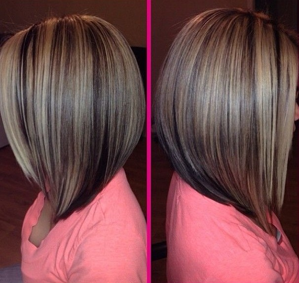 Smooth and Straight Bob Haircut