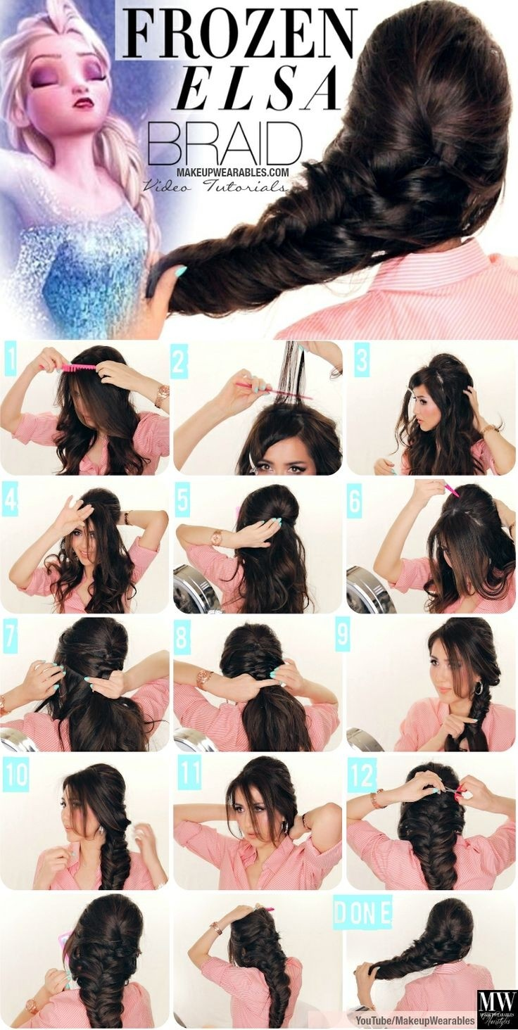 10 Charming Braided Ha...
