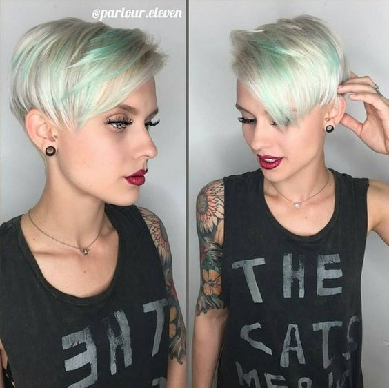 Stylish Balayage Hairtyles for Short Hair - Best Short Haircuts for Fine Hair