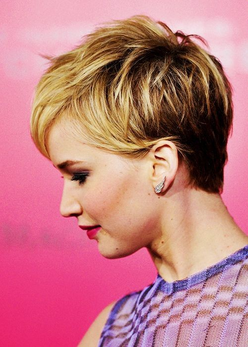 Trendy Short Pixie Hairstyles for Fall