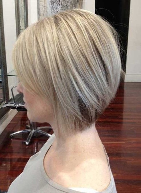 Trendy Straight Bob Haircuts for Long Face