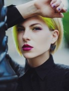 2014 - 2015 Trendy Hair Color for Short Hair Styles