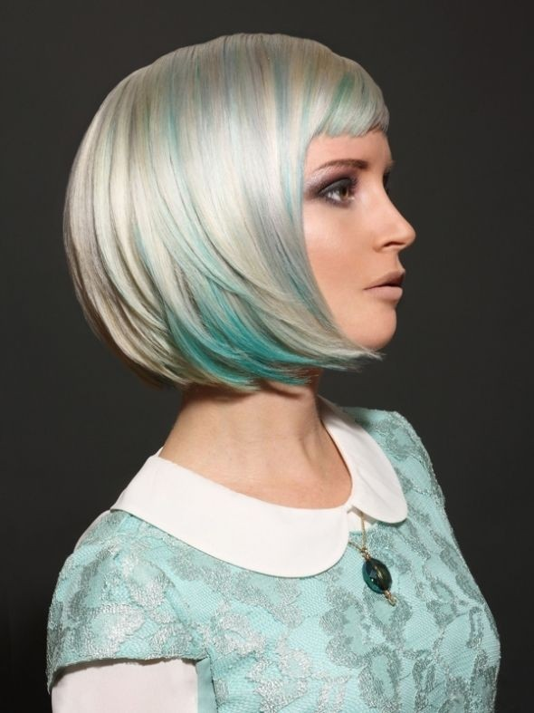 Best Bob Hairstyles For Short Hair 2015