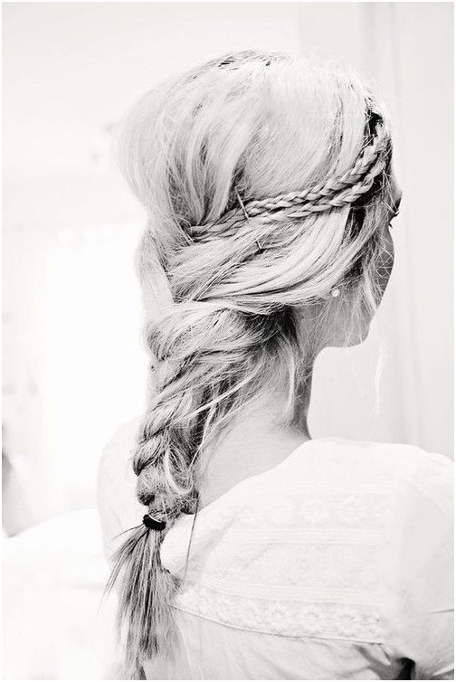 Best Braids Ponytail Hairstyles form Summer to Fall