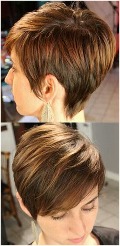 16 Cute Hairstyles for Short Hair - PoPular Haircuts