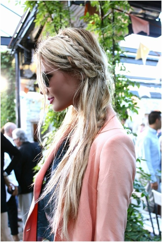 Cute Braided Ponytail Hairstyles for Girls: Hairstyles for Summer to Fall