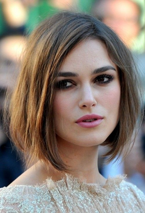 Cute Hairstyles for Short Hair: Bob Hair Cut / Via