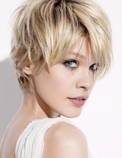 Cute Layered Haircuts for Short Hair