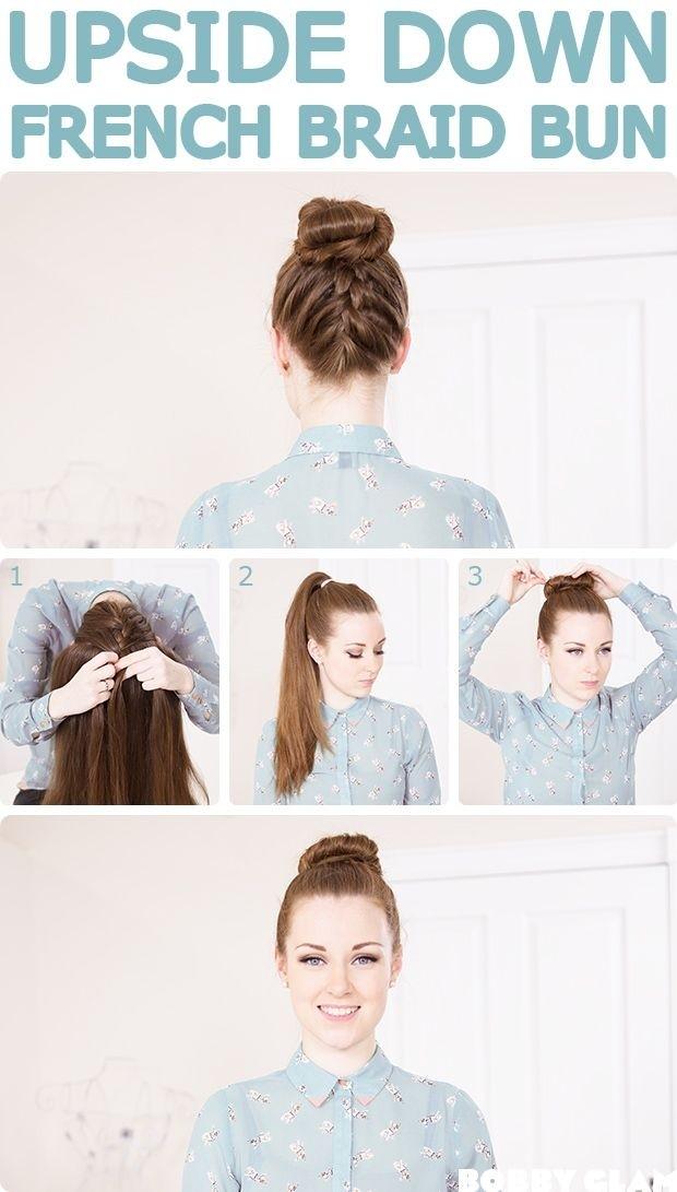 Pleasing 10 French Braids Hairstyles Tutorials Everyday Hair Styles Short Hairstyles For Black Women Fulllsitofus