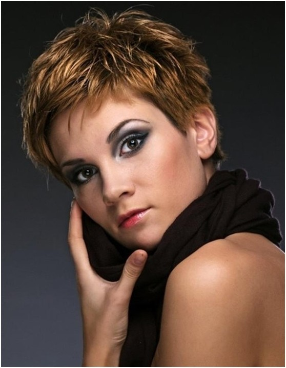 Layered Pixie Cut: Einfache Kurzhaarfrisuren