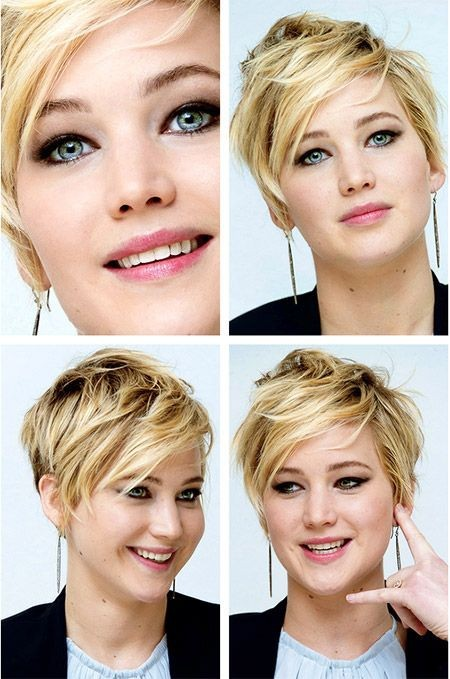 Messy Layered Short Hair Cuts for Fall