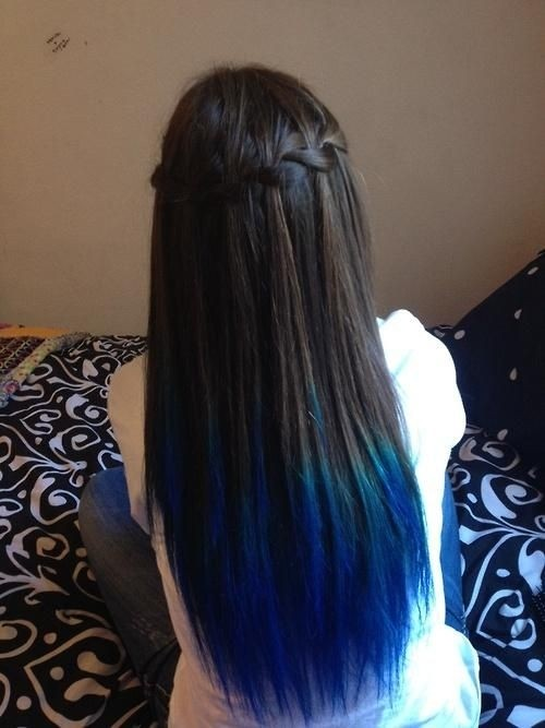 Ombre Hair Ideas for Long Hair