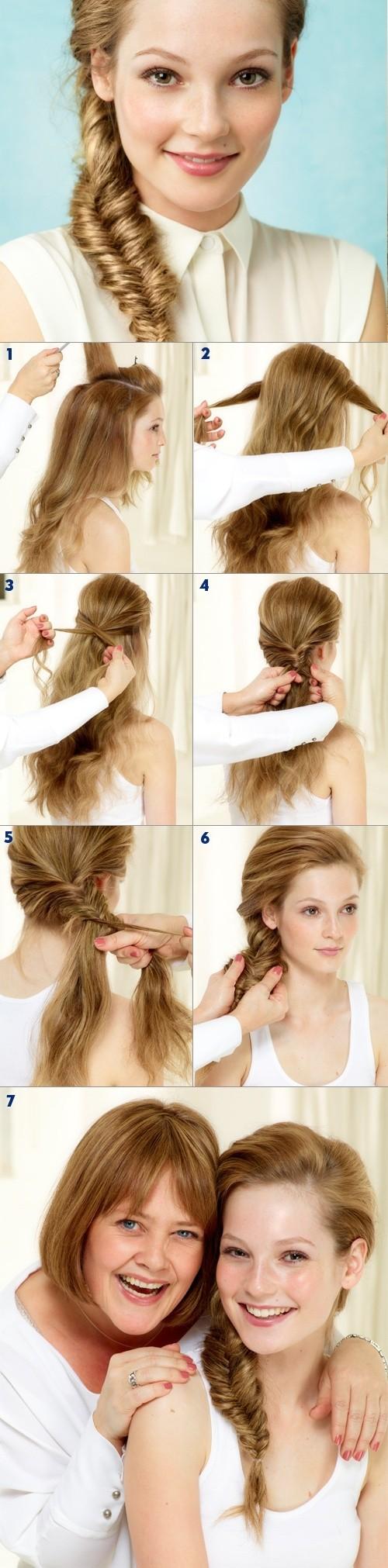 Excellent 10 French Braids Hairstyles Tutorials Everyday Hair Styles Short Hairstyles Gunalazisus