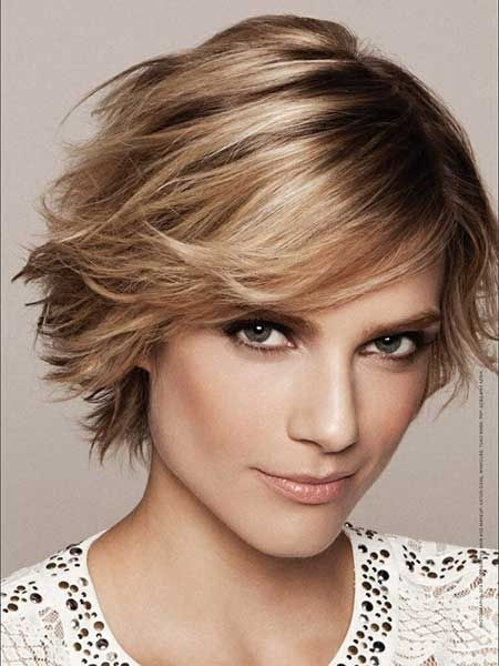 Short Hair Styles And Color as well Hairstyles With Short Hair ...