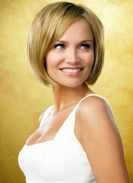Stylish Short Hairstyles: Blonde Bob Haircut