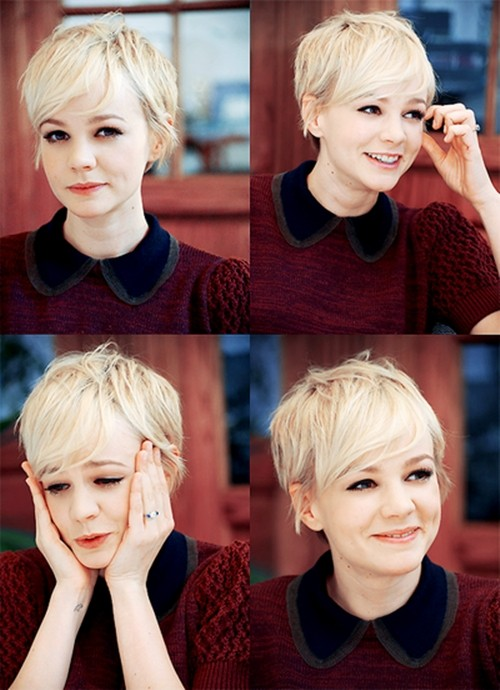 Magnificent 20 Trendy Fall Hairstyles For Short Hair 2017 Women Short Haircut Hairstyle Inspiration Daily Dogsangcom