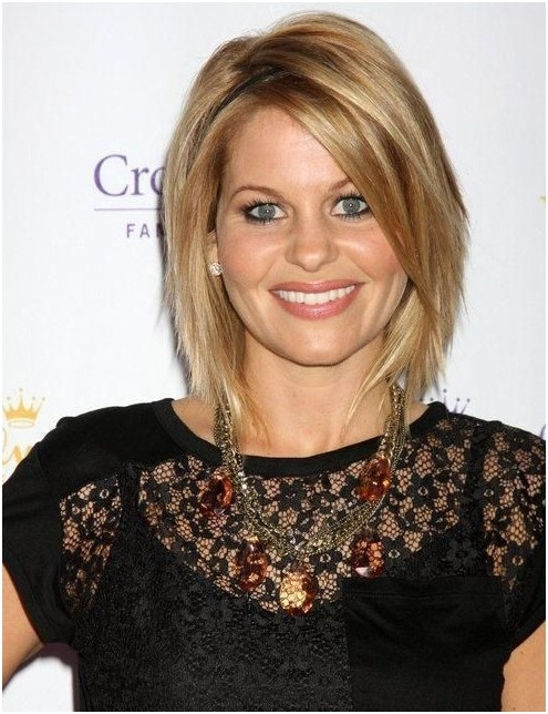 A-Line Bob Hairstyles for Women: Short Layered Haircut