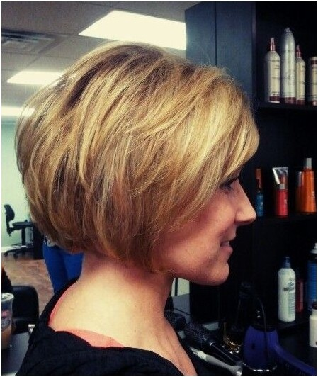 Best Short Bob Haircuts For Women Side View
