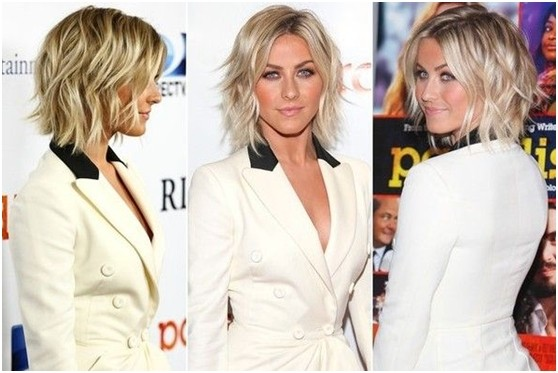 Chic Layered Hairstyles for Short Hair