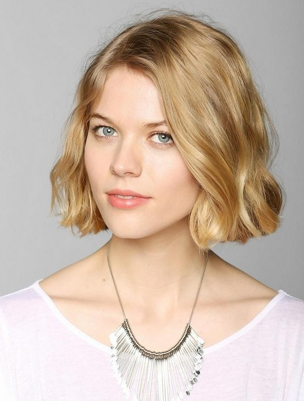 Hairstyles For Short Hair Length : 15 Cute Chin-Length Hairstyles for Short Hair - PoPular Haircuts