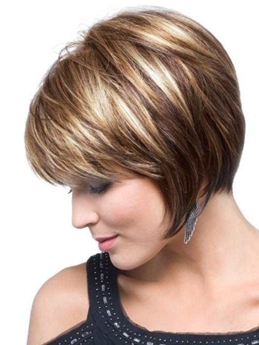 Short Layered Bob Hairstyles Women