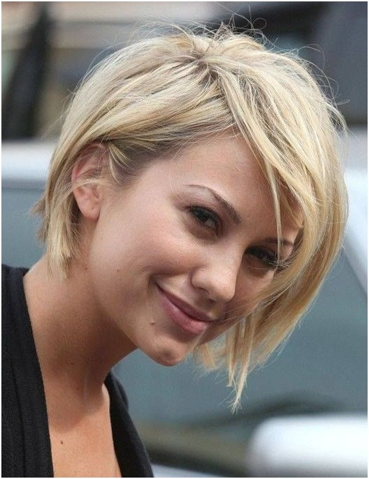 Hot New Bob Hairstyles: Cute Short Haircut / Via