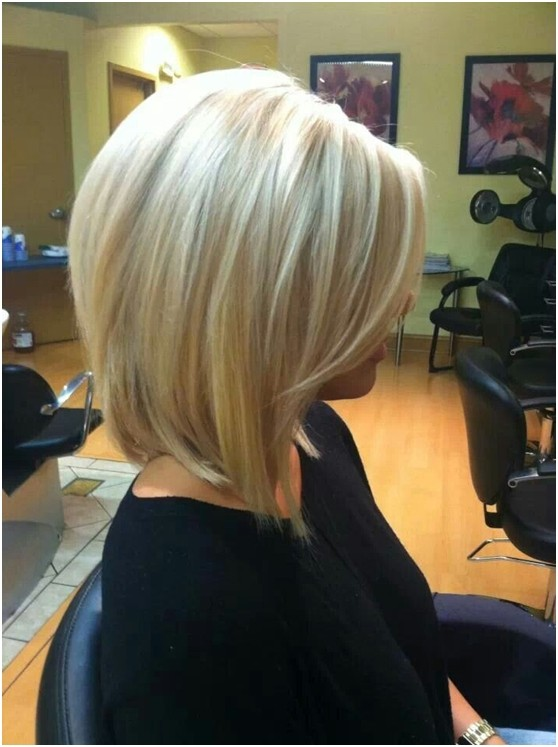 Medium Bob Hairstyle Blonde Hair Ideas