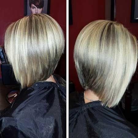 Medium Length Bob Hairstyle for Women