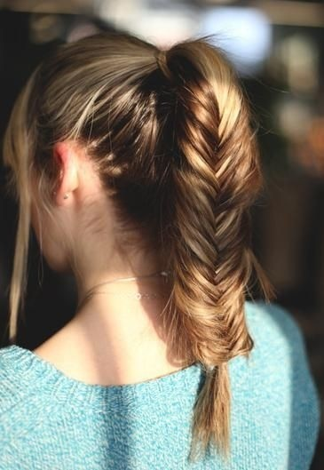 Perfect French Braided Hairstyles for Fall