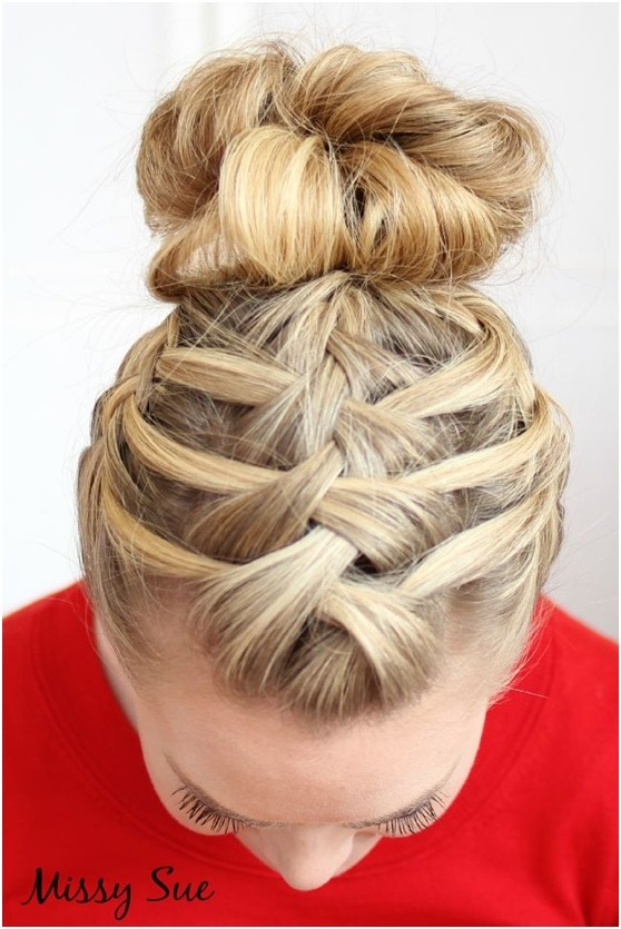 Braid French hairstyles pictures photo