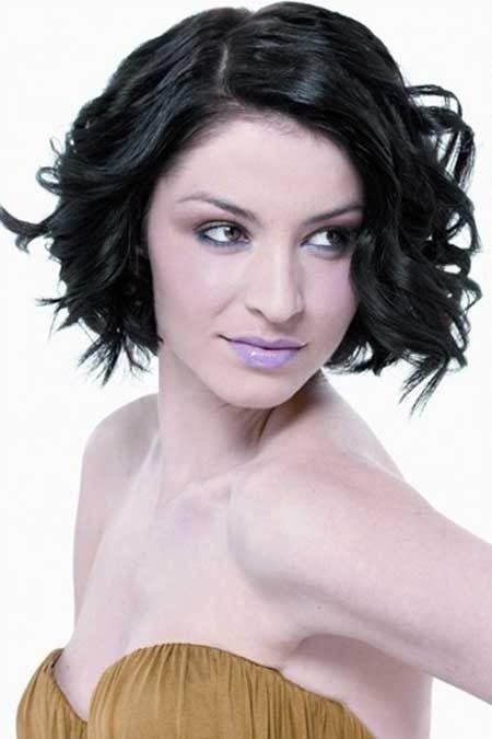 Wavy Short Hair for Women