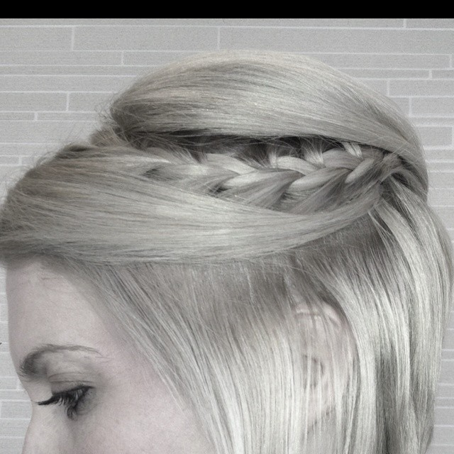 Braid for Short Hair