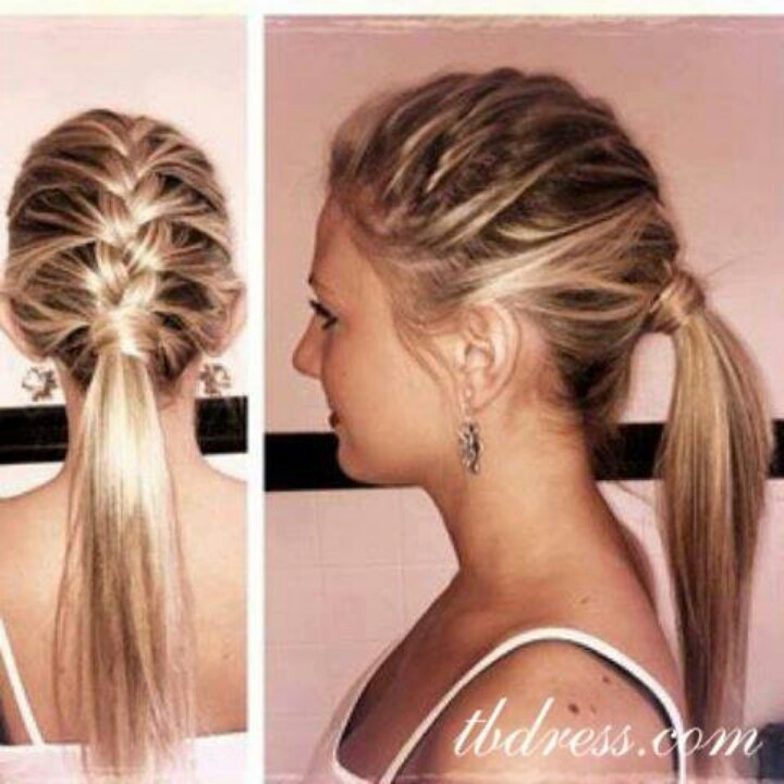 10 Cute Ponytail Ideas Summer And Fall Hairstyles For Long Hair