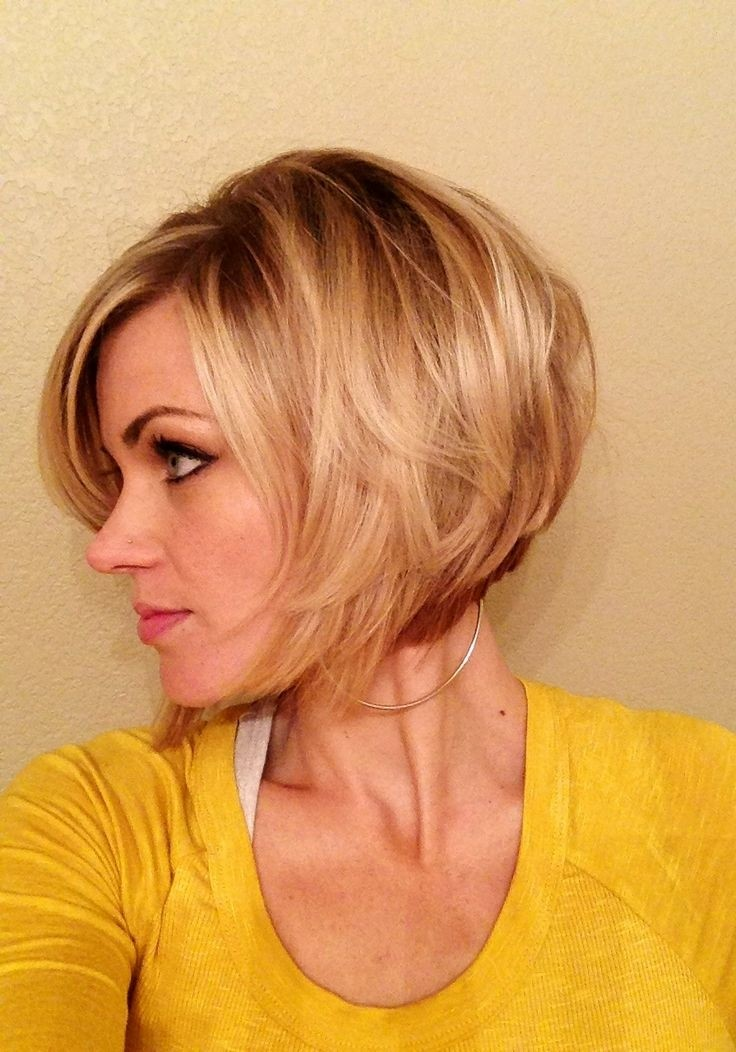 10 Chic Inverted Bob Hairstyles: Easy Short Haircuts - PoPular