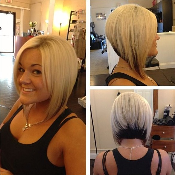 10 Chic Inverted Bob Hairstyles Easy Short Haircuts Popular Haircuts