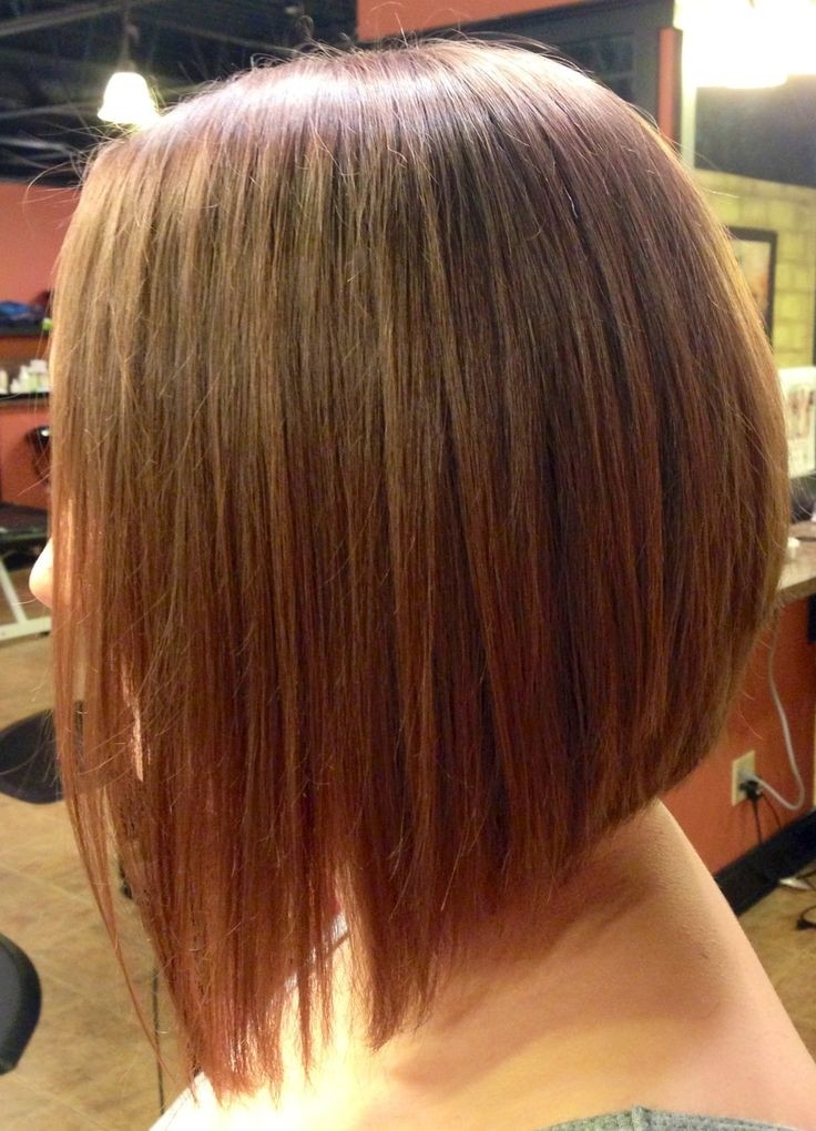 Long Inverted Bob Hairstyles 2013 Pictures to pin on Pinterest